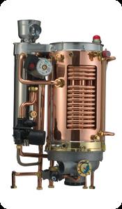 Chaudière Hydromotrix 18-25 kW